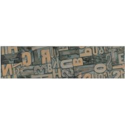 Rondine Visual Brio J85261 dekorcsempe 15x61 cm