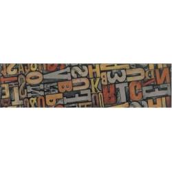 Rondine Visual Vivace J85262 dekorcsempe 15x61 cm