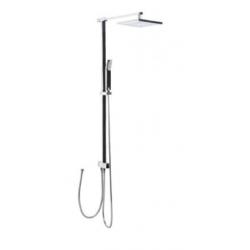 Sapho 1202-16 zuhanyoszlop, meglévő zuhanycsaptelepre csatlakoztatható