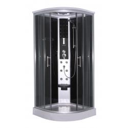 Sanotechnik Scala CL96 íves hidromasszázs zuhanykabin 90 cm