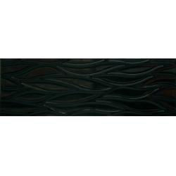 Azulev Sea Black falicsempe 30 x 90 cm