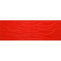 Azulev Sea Red falicsempe 30 x 90 cm