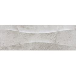 Azulev Senses Visual Gris falicsempe 20 x 60 cm