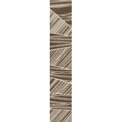 Kwadro Sexstans Beige dekorcsík 7,2 x 40 cm