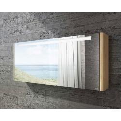 Soft Acrylic Mirror 120 T-Boss Fürdőszobabútor