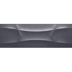 Azulev Solid Visual Antracita falicsempe 20 x 60 cm