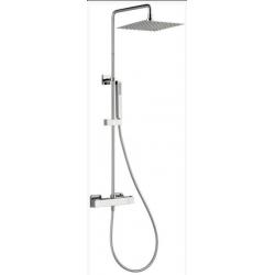 Sapho UN57A2151 zuhanyoszlop termosztatikus zuhanycsapteleppel