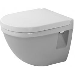 Duravit Starck 3 Mélyöblítésű Compact Fali WC 220209 00 00