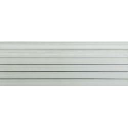 Porcelanosa Vetro Line Grey rektifikált falicsempe 31,6x90 cm