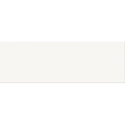 Opoczno Pret a Porter White Glossy falicsempe 25x75 cm