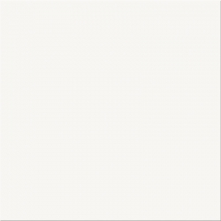 Opoczno Pret a Porter White Satin padlólap 42x42 cm