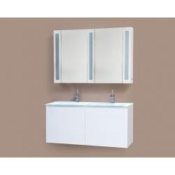 Zen Glass 120 T-Boss Fürdőszobabútor