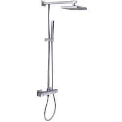 Teka Cuadro zuhanyrendszer termosztátos csapteleppel