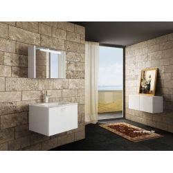 Sharp Glass T-Boss Fürdőszobabútorok