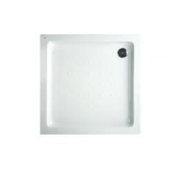 Jika Olymp 211831 négyszögletes akril zuhanytálca 80x80 cm