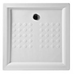 Jika Neo-Ravenna 212080 négyszögletes kerámia zuhanytálca 80x80 cm