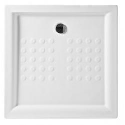 Jika Neo-Ravenna 212090 négyszögletes kerámia zuhanytálca 90x90 cm