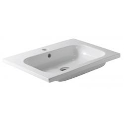 Alice Ceramica Neat Beépíthető mosdó 23100601 60x45 cm