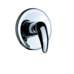 Jika Lyra 331276 falba építhető zuhanyzó csaptelep