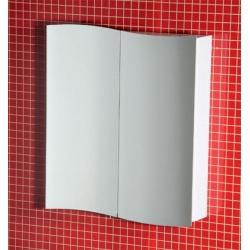 Erra Auriga 44002 fürdőszobai tükrös szekrény 60x70x13 cm