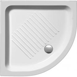 GSI Standard 448011 íves kerámia zuhanytálca  80x80x11 cm