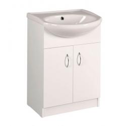 Sapho Ekoset 57057 szekrény mosdóval
