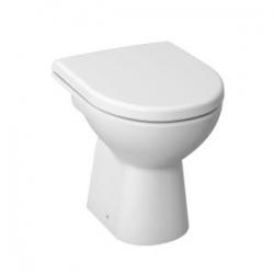 Jika Lyra Plus 821386 mélyöblítésű Álló WC vízszintes lefolyóval 46x36x40 cm