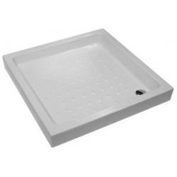 Jika Ravenna 852081 négyszögletes kerámia zuhanytálca 80x80 cm