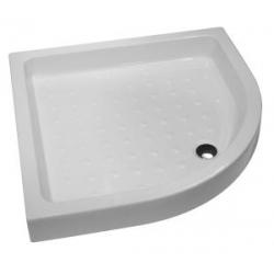 Jika Ravenna 852086 negyed kör alakú kerámia zuhanytálca 80x80 cm