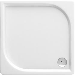 Deante Cubic KTK 041B lapos, szögletes zuhanytálca 90 cm