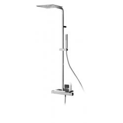 Sapho NABO NA79SM2151 zuhanyoszlop termosztátos csapteleppel, zuhanyszettel