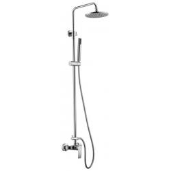Sapho Trevia TN139 zuhanyoszlop csapteleppel