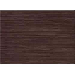 Cersanit Tanaka Brown falicsempe 25x35 cm