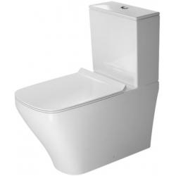 Duravit DuraStyle Mélyöblítésű Hátsó Alsó Vario Kifolyású Kombináció Álló WC 215609 00 00
