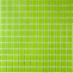 Absinthe 25x25x4 mm üvegmozaik