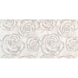 Kanizsa Allegra Fantasia Bianca dekorcsempe 25x50 cm