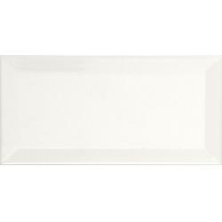 Ape Metro Biselado Blanco Brillo falicsempe 7,5 x 15 cm