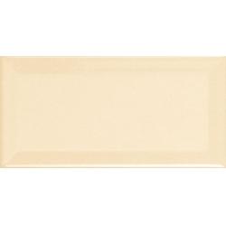 Ape Metro Biselado Crema Brillo falicsempe 10 x 20 cm