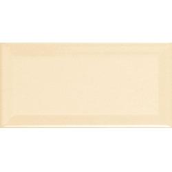 Ape Metro Biselado Crema Brillo falicsempe 7,5 x 15 cm