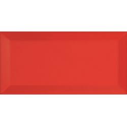 Ape Metro Biselado Rojo Brillo falicsempe 10 x 20 cm