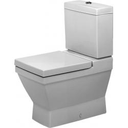 Duravit 2nd floor Mélyöblítésű Alsó Kifolyású Kombináció Álló WC 210609 00 00