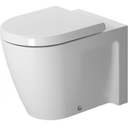 Duravit Starck 2 Mélyöblítésű Hátsó Kifolyású Álló WC 212809 00 00