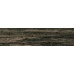 Porcelaingres Grove Wood Choco Wood gres fahatású padlólap 22,5x90 cm