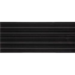 Color Crypton Black falicsempe 25x60 cm