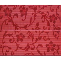 Color Crypton Glam Red 2 részes dekorcsempe 25x60 cm