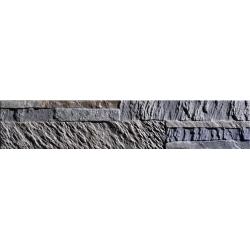 Mijares Corinto Gris falburkolat 10 x 50 cm