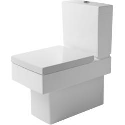 Duravit Vero Mélyöblítésű Alsó Hátsó Vario Kifolyású Kombináció Álló WC 211609..00