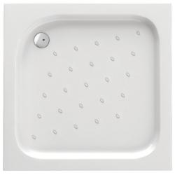 Deante Corner KTC 042B szögletes zuhanytálca 80 cm