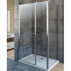 Radaway Eos KDS téglalap zuhanykabin 100x80 cm