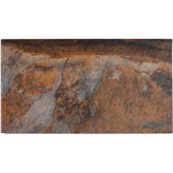 Mijares Estrómboli Pizarra falburkolat 26,3 x 47,5 cm